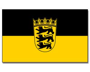 Animierte flaggen baden württemberg