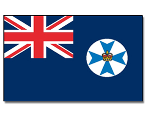 Flagge Queensland